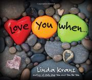 Book Cover for LOVE YOU WHEN...