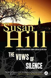 Cover art for THE VOWS OF SILENCE