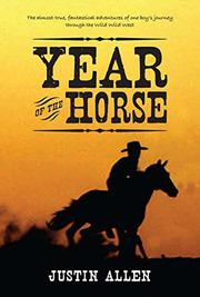 Cover art for YEAR OF THE HORSE
