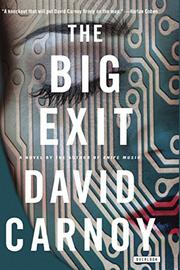 Book Cover for THE BIG EXIT