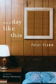 Cover art for ON A DAY LIKE THIS