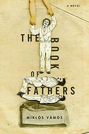Cover art for THE BOOK OF FATHERS
