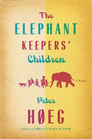 Cover art for THE ELEPHANT KEEPERS' CHILDREN