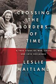 Cover art for CROSSING THE BORDERS OF TIME
