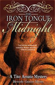 Cover art for THE IRON TONGUE OF MIDNIGHT