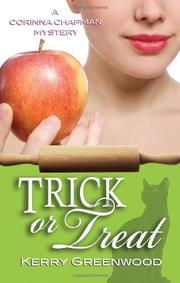 Cover art for TRICK OR TREAT