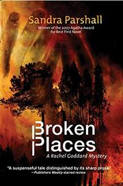 Cover art for BROKEN PLACES