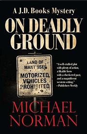 Cover art for ON DEADLY GROUND