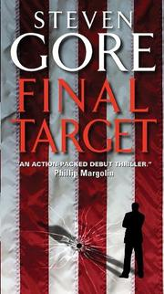 Cover art for FINAL TARGET