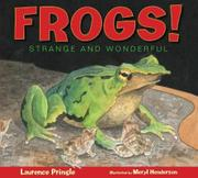 Book Cover for FROGS!