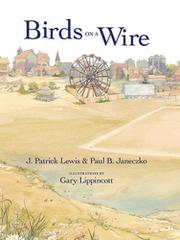 Cover art for BIRDS ON A WIRE