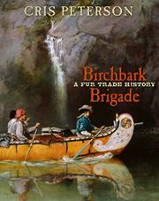 Cover art for BIRCHBARK BRIGADE