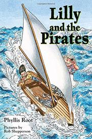 Cover art for LILLY AND THE PIRATES