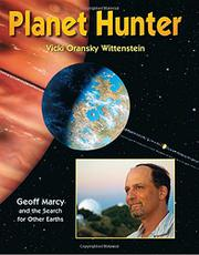 Cover art for PLANET HUNTER
