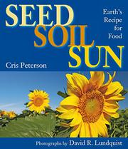 Book Cover for SEED, SOIL, SUN