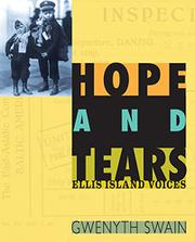 Book Cover for HOPE AND TEARS