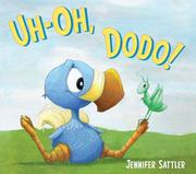 Cover art for UH-OH, DODO!