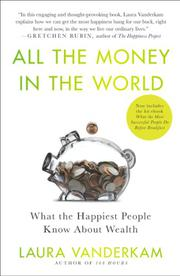 Book Cover for ALL THE MONEY IN THE WORLD