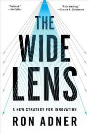 Book Cover for THE WIDE LENS