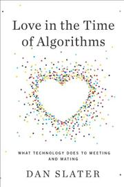 Cover art for LOVE IN THE TIME OF ALGORITHMS