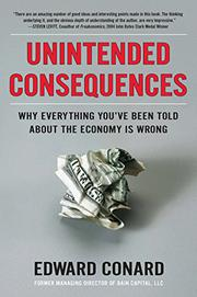 Book Cover for UNINTENDED CONSEQUENCES