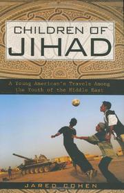 Cover art for CHILDREN OF JIHAD
