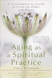 Book Cover for AGING AS A SPIRITUAL PRACTICE