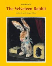 Cover art for THE VELVETEEN RABBIT