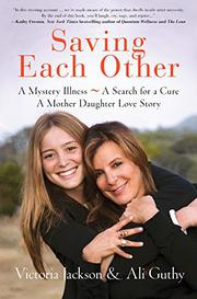 Book Cover for SAVING EACH OTHER