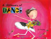 Cover art for A DICTIONARY OF DANCE