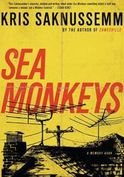 Cover art for SEA MONKEYS