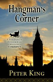 Cover art for HANGMAN'S CORNER