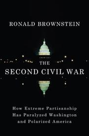 Book Cover for THE SECOND CIVIL WAR