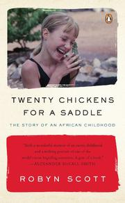 Book Cover for TWENTY CHICKENS FOR A SADDLE