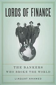 Book Cover for LORDS OF FINANCE