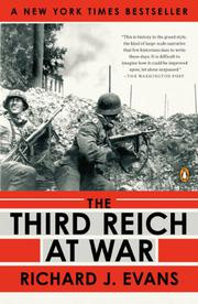 Book Cover for THE THIRD REICH AT WAR