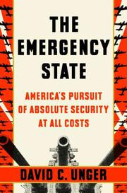 Cover art for THE EMERGENCY STATE