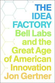 Cover art for THE IDEA FACTORY