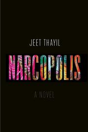 Cover art for NARCOPOLIS
