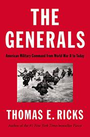 Cover art for THE GENERALS