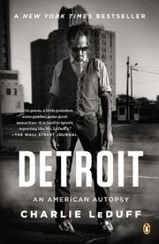 Cover art for DETROIT
