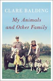 Cover art for MY ANIMALS AND OTHER FAMILY