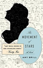 Book Cover for THE MOVEMENT OF STARS