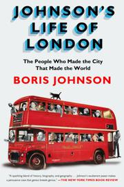 Cover art for JOHNSON'S LIFE OF LONDON