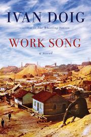 Book Cover for WORK SONG