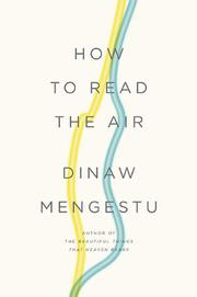 Cover art for HOW TO READ THE AIR