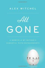 Book Cover for ALL GONE