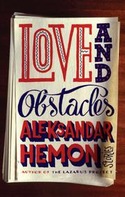 Cover art for LOVE AND OBSTACLES