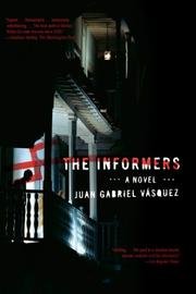 Book Cover for THE INFORMERS
