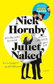 Cover art for JULIET, NAKED